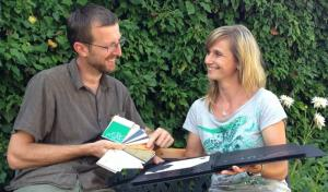 EXTRAPRINT: Sabine Gierschner und Tobias Stange