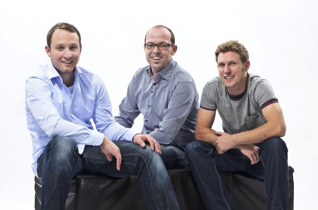 Die Macher hinter webZunder: Stefan Machleidt, Dirk Spannaus, Marcel Pater