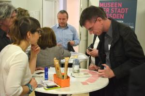 Netzwerkveranstaltung Dresdner Boxenstopp 2014-02