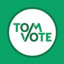 TOMVOTE Logo