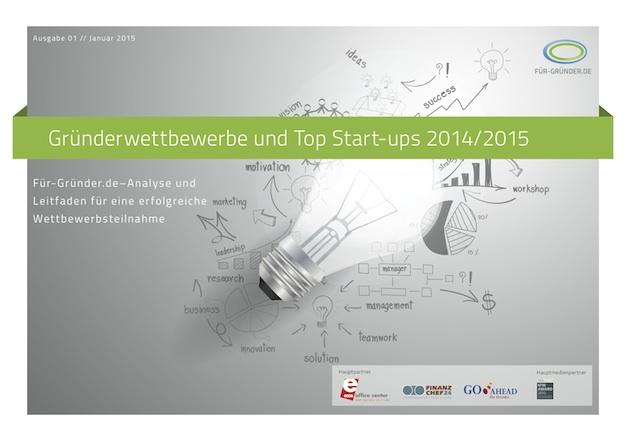 Für-Gründer.de gibt eine Übersicht zu Gründerwettbewerben in Deutschland