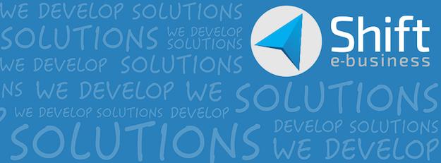 Shift E-Business ist Gründerloungeaussteller 2015