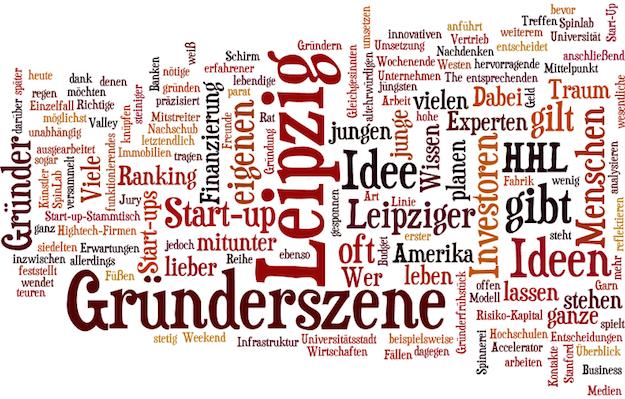 Die Gründerszene in Leipzig ist agil
