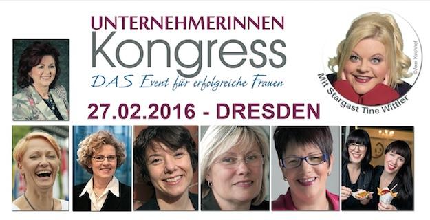 Unternehmerinnen Kongress Dresden 2016
