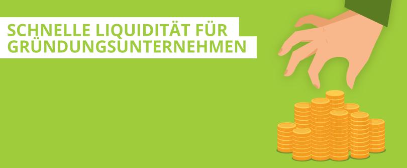 Schnelle Liquidität für Gründungsunternehmen dank der Elbe Finanz Gruppe