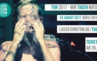 Lass es uns für Dresden tun - TUN 2017